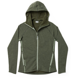 Houdini Outright Houdi Fleece Jacket Dame Light Willow Green
